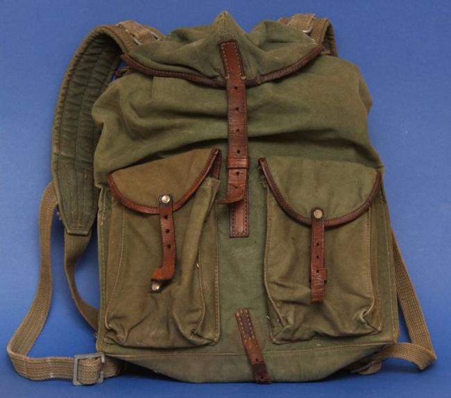 Армейский рюкзак 1941 года рюкзак с котами vans