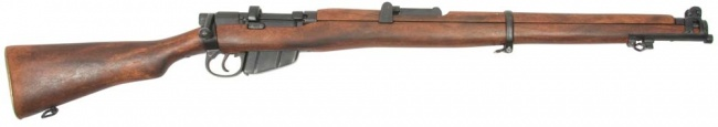 Rifle Short, Magazine, Lee-Enfield - SMLE (Великобритания)