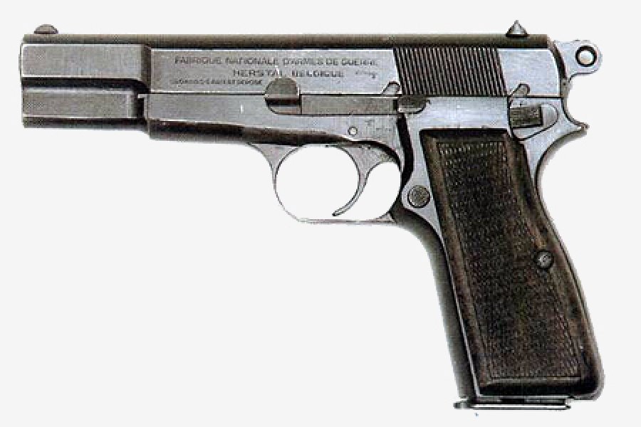 Fabrique Nationale (FN) Browning Hi-Power (Бельгия)
